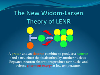 LENR, Low Energy Nuclear Reactions