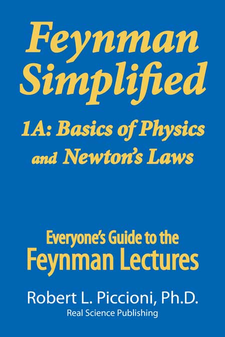 Feynman Lectures Simplified