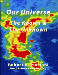 Our Universe, the Known & the Unknown