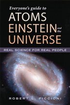 Everyone's Guide to Atoms, Einstein & the Universe printed book