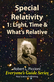 Special Relativity 1: Light, Time and What's Relative - eBook