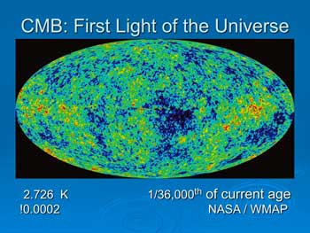 CMB: First Ligth of the Universe